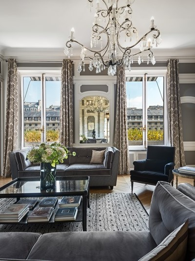 This Amazing And Gorgeous 3 Bedroom   2 Bathroom Apartment Rental (233  Square Meters   2,508 Square Feet) Is Situated In The Heart Of Central Paris,  ... Design Ideas