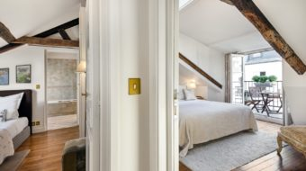 The two other bedroom upstairs