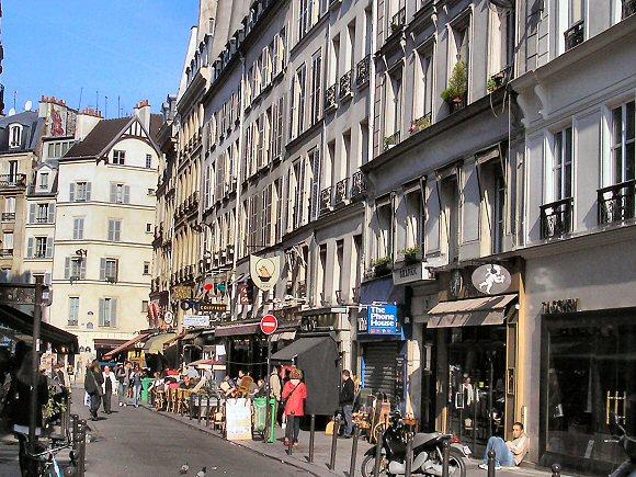 Buci street
