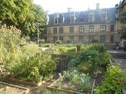 Jardin médiéval de Clunny