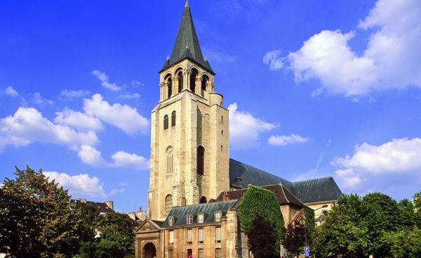 Eglise de Saint-Germain-des-Prés